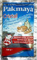 Дріжджі Pakmaya Cristal (Пакмая Кристал) 100 грам