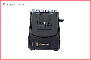 Зарядное устройство для шуруповерта Intertool - 18 В Li-ion к WT-0328/0331