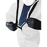 Костюм (комбинезон) защитный Белый XL, фото 7