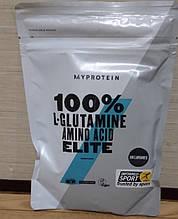 Глютамин для иммунитета MyProtein L-Glutamine Elite 500 g