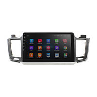"""Штатная автомобильная магнитола Toyota RAV4 (2012-2017 г.) сенсор 10"""" память 2/32 GPS Wi Fi Android 8.1 IGO"""