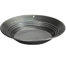 """Лоток для промывки золота Estwing N10-10"""" (металл)"""