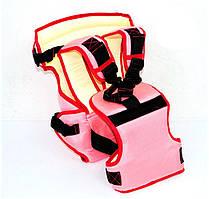 Рюкзак кенгуру, розовый SKL11-181628