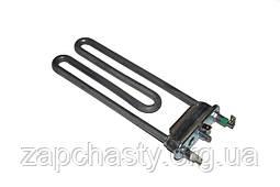 Тэн для стиральной машины, l=191mm P=1700W 01.004 Thermowatt, с отверстием под датчик