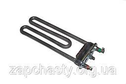 Тэн для стиральной машины, l=191mm P=1800W 01.028 Thermowatt 255096, с отверстием под датчик