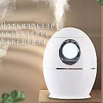 Зволожувач повітря Adna Fresh USB зволожувач нічник розпилювач повітря з підсвічуванням 800 мл, фото 2