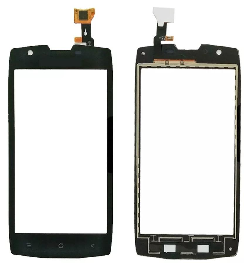 Touchscreen (сенсор) для Blackview BV7000 Pro Чорний