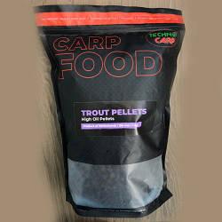 Пелети прикормочный Trout pellets 8mm 1кг