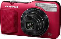 Фотокамера Olympus VG-170 (белый, красный), фото 1