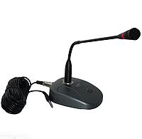 Микрофон UKC  DM MX-622C для конференций. Настольный микрофон для мероприятий, фото 1