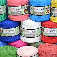Новые цвета YarnArt MACCHERONI