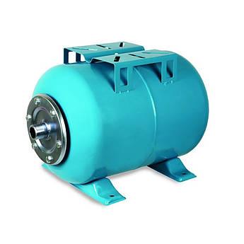 Гідроакумулятор горизонтальний 150л Aquatica