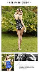 Женский купальник платье от S-5XL. Большие размеры., фото 2
