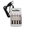 Зарядное устройство Raymax RM-115 (для NI-MN / NI-CD  батарей)