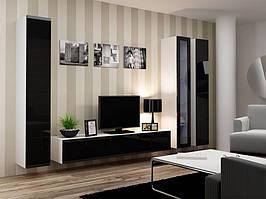 Гостиная VIGO 2 белый/черный (Cama)