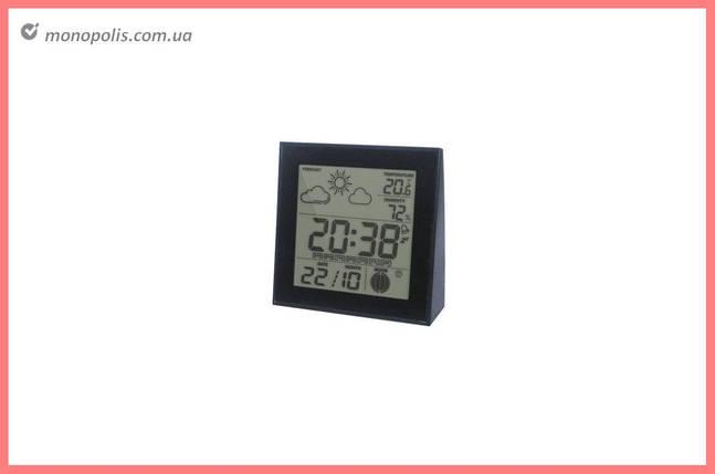 Термогигрометр цифровой Стеклоприбор - (0/+50°C) Т-06 черный, фото 2