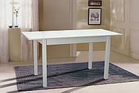 Стол обеденный Персей Белый 113*70