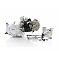 Двигатель мотор  Дельта/Альфа 110 см3 d-52,4 мм механика мотор  Аlpha-Lux d-52,4 мм, фото 1