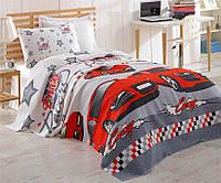Покрывало - одеяло Пике Полуторное 160x235 см Турция