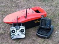 Карповый кораблик Carp Cruiser boat SO-GPS с автопилотом, автосбросом и автовозвратом 8х8