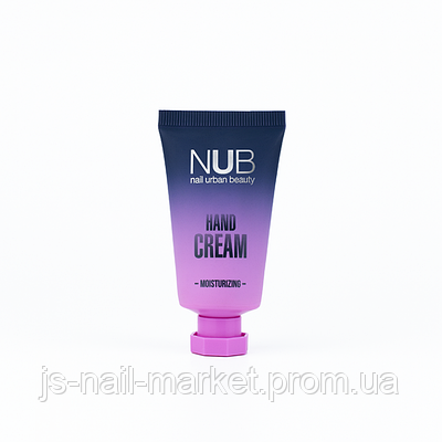 Зволожуючий крем для рук NUB Hand Cream - Lavender 30ml