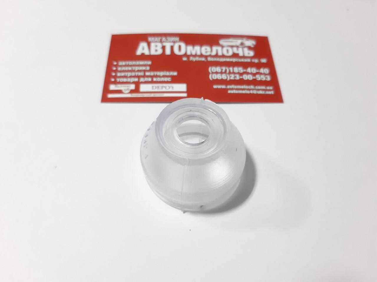 Пыльник универсальный 12х30 ( силиконовый )
