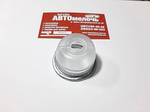 Пыльник шаровой с металлическим кольцом (силиконовый) Д=12 Д=36.5 26 мм высота