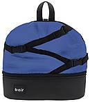Коляска 2в1 Bair Future FF-04 черный-синий, фото 7