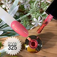 Divia Гель-лак для нігтів Brilliant Di300 №325 (Ранкова Троянда)