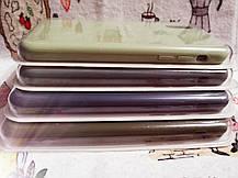 Чехол iPhone X / Xs Soft Touch Silicone Case с микрофиброй внутри (MKX32FE) - Color 26, фото 3
