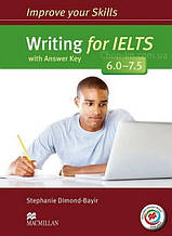 Improve your Skills: Writing for IELTS 6.0-7.5 with answer key and Macmillan Practice Online