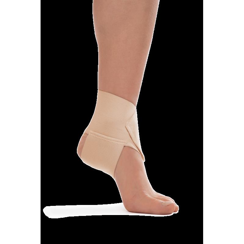 Бандаж для голеностопного сустава эластичный тип 410, Торос