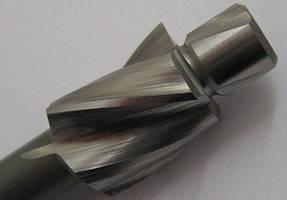 Цековка к/х ф 34 мм без цапфы КМ3