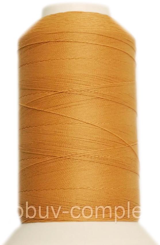 Нитка №40 (1000 м.) «Титан» колір 2533 яскраво бежевий