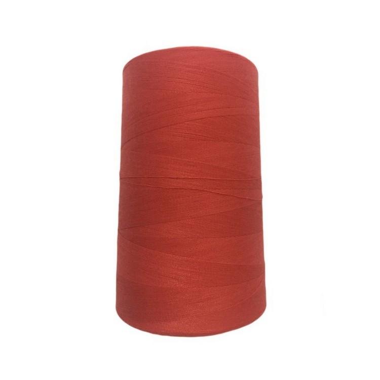 Швейна нитка 100% PE 50/2 кол S-138 помаранчевий блідий (боб 5000ярдов/12боб/120боб) NITEX