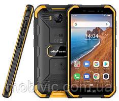 Смартфон Ulefone Armor X6 (orange) ЗАЩИТА IP69K/68 оригинал - гарантия!
