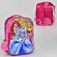 Рюкзак школьный с 2 отделениями и 2 карманами, мягкая спинка SKL11-186083