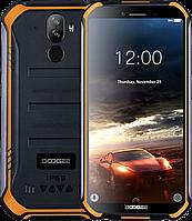 """Защищенный смартфон Doogee S40, 2/16 Gb, IP68, IP69K, 4650 mAh, NFC, 4G, Двойная камера 8+5 Mpx, дисплей 5.5"""""""