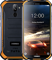 """Защищенный смартфон Doogee S40, 2/16 Gb, IP68, IP69K, 4650 mAh, NFC, 4G, Двойная камера 8+5 Mpx, дисплей 5.5"""", фото 1"""