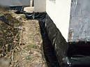 Пленка полиэтиленовая черная 180мкм, 6х50 для мульчирования, строительная, фото 4