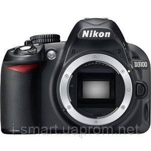 Зеркальная фотокамера Nikon D3100