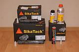Клеи для прямого остекления автомобилей SikaTack- Drive, черн., 300мл, фото 2
