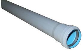 Труба  50/500 синяя  канализационная (трехслойная) СВК