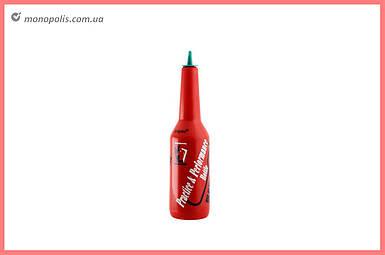 Бутылка для флейринга Empire - 290 мм, красная