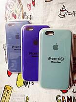 Силиконовый чехол для Айфон  6 / 6S  Silicon Case Iphone 6 / 6S в защищенном боксе - Color 36, фото 3