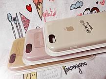 Силиконовый чехол для Айфон  6 / 6S  Silicon Case Iphone 6 / 6S в защищенном боксе - Color 2, фото 3