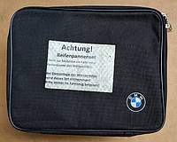 TERRA-S Компрессор с герметиком для аварийного ремонта шин BMW 7110 0 415 035