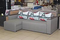 Угловой диван с нишей для белья, фото 1