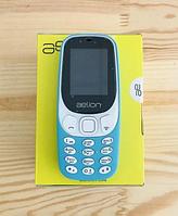 Кнопочный телефон с камерой и большими, удобными кнопками AELion A300 Blue