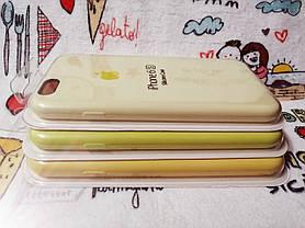 Силиконовый чехол для Айфон  6 / 6S  Silicon Case Iphone 6 / 6S в защищенном боксе - Color 4, фото 3